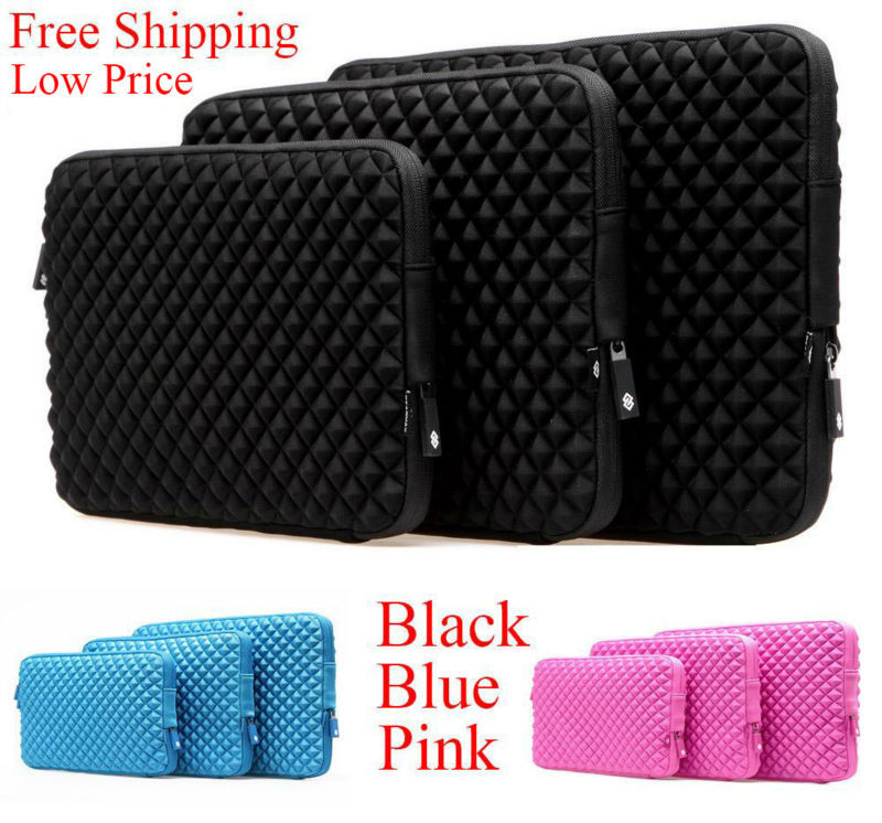 Top Quality Neoprene Laptop Sleeve 11.6 Inch for Macbook Air 11 Case+Free Gift Keyboard Cover Ultrabook Bag for Dell Lenovo 11<br><br>Aliexpress