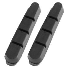 Buy 2pcs Rubber Road Mountain Bike Bicycle C Clamp Brake Pad Replacement Holder Rubber Blocks C Clamp Durable Parts for $1.87 in AliExpress store
