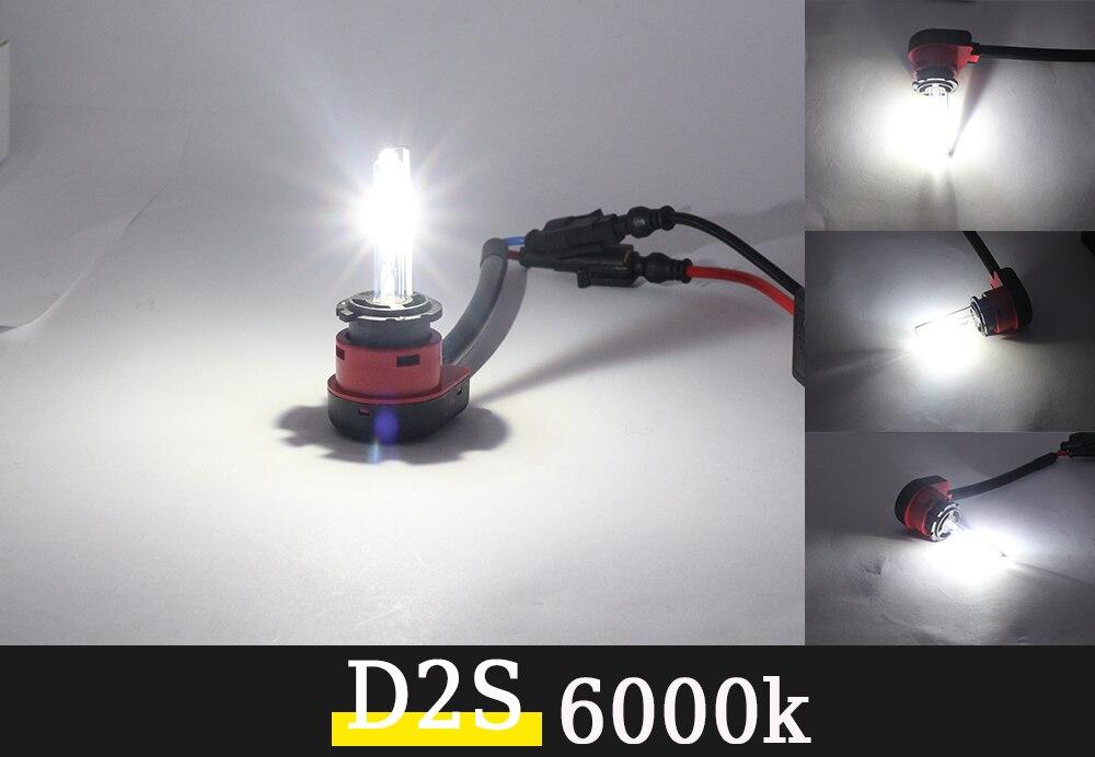 D2S 6000k