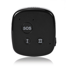 2016 HOT SALE Smart  Smallest GPS Tracker Long Standby Time SOS Dual Talk Platform  YYH* Free Shipping Vicky
