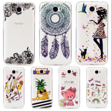 Back Phone Cover For Huawei Y6 ii Compact MINI Honor 5A LYO-L21 Phone Case For Huawei Y5 II CUN-U29 Y5 2 Y5 2nd Honor play 5