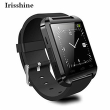 Irisshine C6 brand luxury Unisex watch  1PC Smart Wrist Watch Phone Mate Bluetooth 4.0 For Android HTC Samsung Wholesale