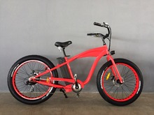 26 inch 48V 750Watt 16Ah Battery Electric Bike Merry Gold Hummer Electric Mountain Bike Bicycle with High Quality for Sales
