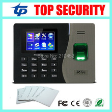 Buy TCP/IP biometric fingerprint time attendance RFID card reader time clock linux system SSR finger time attendance recorder for $120.00 in AliExpress store