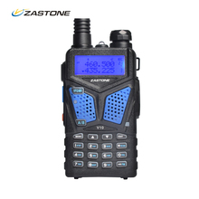 Zastone V10 Portable Walkie Talkie Dual Band VHF UHF Handheld Ham Radio Comunicador HF Transceiver Two Way Radio Station Scanner