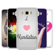Kurdish Autonomous Region design Cell Phone Case Cover for Samsung Galaxy J1 J2 J3 J5 J7 C5 C7 C9 E5 E7 2016 2017 Prime