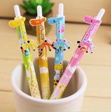 Ballpoint Pen For School Supply Ball Point Stationery Freebie Novel Office Gift Chancery 12 Pieces Lytwtw S Giraffe Creative