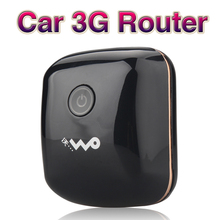 3G Mifi Car Wifi WU711 Mini Wireless Routers 7.2Mbs Wireless Router Wi-fi Mobile Hotspot Global Unlock Modem with SIM Card Slot