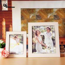 Creative Photo Frames Rectangle Picture Frames Plastic Picture Frame Wall Frames Wedding Gift 7 Inch 10 Inch F