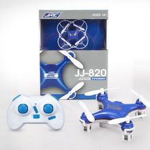 JJRC JJ820 Mini 2.4G four axis aircraft UFO Mini space saucer unmanned aerial vehicle (UAV) headless model children's toys