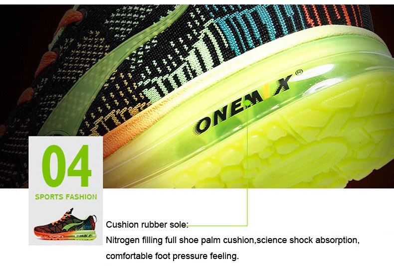 ONEMIX Women Running Shoes Weave Breathable Sport Shoes Air Cushion for Women 17 New Sneakers Athletic Outdoor Sport Shoes 15