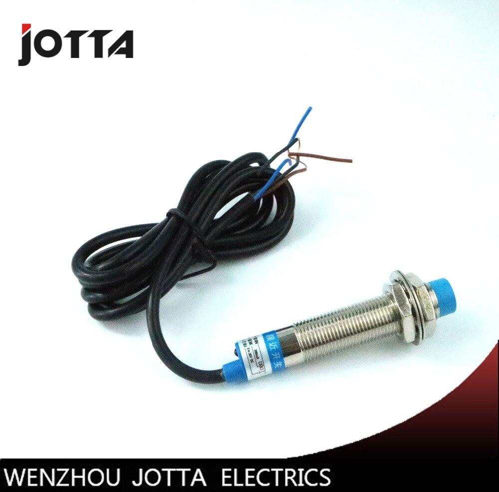 18pcs Proximity Sensor 6-36VDC detective Approach Sensor Inductive Proximity Switch DC 6-36V LJ12A3-4-Z/BY<br>