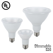 Dimmable Led Bulb Lamp E26 Par20 7W / Par30 13W / Par38 18W Spot Light AC 100V 110V 220V Home Lighting Lampada Led W WW 1PCS(China)