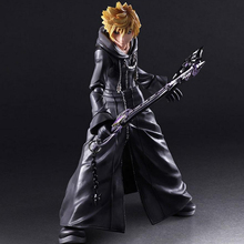 Play Arts Kai Kingdom Hearts 2 Sora Final Form PVC Action Figure Doll Toy 23cm