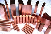 Electrode Material for Die-Sinker EDM , Copper tungsten rod 6*200mm , Cuw75