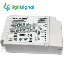 40W DALI dimmable LED driver LED power supply with Multiple constant current output,350~900mA, 12/24VDC,DALI & switch dimming