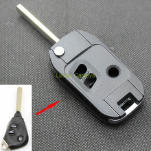 LinHui for SUBARU FORESTER OUTBACK LEGACY IMPREZA Key Case 3 Buttons Uncut Blade Remote Blank Key ABS Shell 1PC