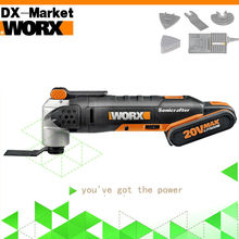 Universal Multi-tool Electric Trimmer With battery , high quality Power Tools , multifunction Planer Saw with parts(China)
