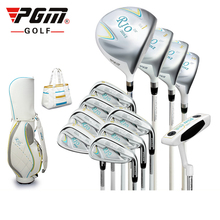 Golf Brand PGM. Ladies women golf irons clubs complete golf sets Women golf clubs full set(China)