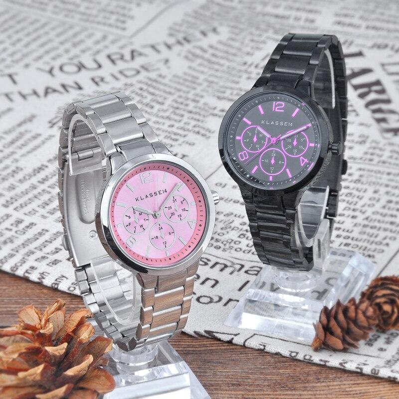 Bling Rhinestone Luxury steel Quartz Watch Women Clock female Ladies Dress Wristwatch Gift Gold 2017 relojes mujer