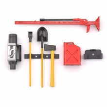 1/10 RC Car Parts Racing On Road Drift Model Car Accessory Tool Set For 1:10 Scale RC Rock Crawler D90 D110 SCX10 Accessories(China)