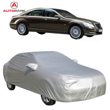 Full Car Cover waterproof Indoor Outdoor Car Covers atv cover Protection Car winter snow cover for Peugeot 307 bumper golf 7(China)