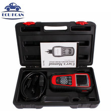 MaxiDiag Elite MD802 For 4 System With Datastream Model Engine,Transmission,ABS and Airbag Code Scanner MD 802 4 System