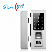 DWE CC RF Electric lock USB Interface Smart Door Lock NO Function Biometric For Access Control System DW-20F(China)