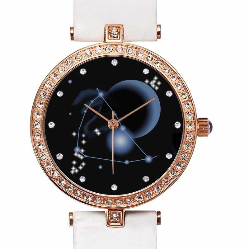 Hot sale Lady Watch Women Leather Quartz Watches Bran %