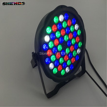 54X 3W RGB DMX Stage Lights Business Lights LED Wash Light RGB Color Mixing 54X3W