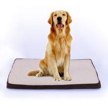 85*55cm Pet Dog Mat Cushion Cat Sleeping Pillow Pad