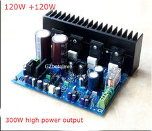 Buy A3 replace LM3886 fully symmetrical double differential FET power amplifier board for $26.60 in AliExpress store
