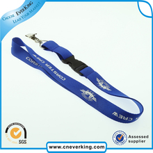 100 pcs/lot High quality lanyard with custom logo Free shipping