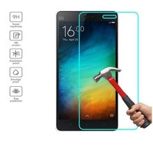 Tempered Glass Screen Protector CASE film for xiaomi Mi2 Mi3 Mi4 Mi4c Mi4i Mi4s Mi5 Xiaomi Mi max/redmi note 1s 2 3 4a 3s pro(China)