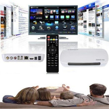 Smart TV-Box Quad Core Android4.4.4 XBMC Player 1080P HDMI WIFI for Netflix Skype