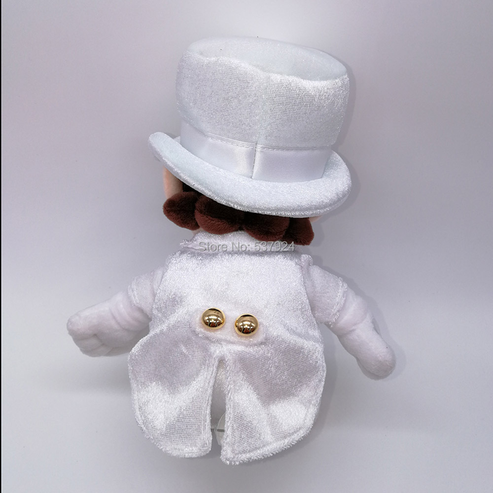 Mario with White Dress-9inch-150g-32-D