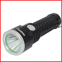 Z35 8000 lumen CREE XM-L L2 zoomable LED tactical Flashlight Torch For 18650 batteries aluminum self defense linterna lights