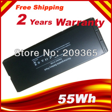 "Special Price Battery for APPLE Macbook 13""  Black MAC A1185 A1181 MA566FE/A MB881LL/A  55Wh,Black FREE Shipping"