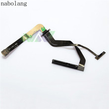 "Nabolang HDD Hard Drive Flex Cable 821-1198-A replacement parts For Apple MacBook pro 15"" A1286 Laptop(China)"