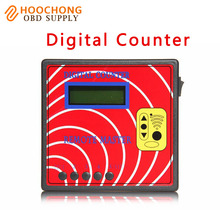 Digital Counter Remote Master full set wireless RF remote controller key & lock shop locksmith