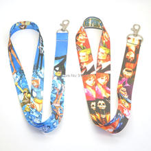 Free Shipping 20/Lot One Piece Cell Phone Keys ID Neck Lanyard Strap(China)