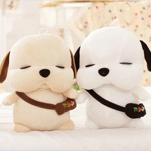 New Fashion Korean Plush stray Dog  Lovers Presents Creative Cotton Animal Soft Stray Dogs Toys For Children 4 kinds of size
