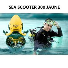 300W sea scooter Dual Speed Water propeller Diving sea scooter without battery