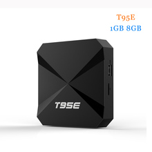 T95E Android 5.1 TV Box RK3229 Quad Core Cortex A7 frequency2.0G 1GB/8GB 32-Bit WIFI KDPlayer Set Top Box pk v88 Media Player(China)