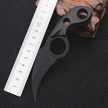 CS COLD Karambit Knife Sharp Pocket Knife Army Knives Mini Outdoor Survival Tools for Camping Hunting Tactical Rescue Knife