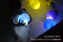 The new 12 inches flash balloon luminous balloon colorful LED lights balloon