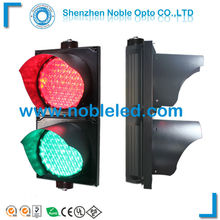 200MM 8INCH LED Solar Powered Traffic Light