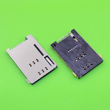 ChengHaoRan 1 Piece High quality New memory card holder socket slot tray connector for GPRS.KA-109(China)