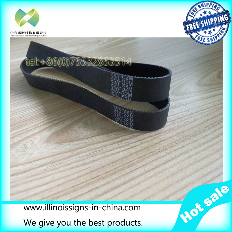 New motor belt for Infiniti X&amp;Y axis 320-G2M Printer part belts<br><br>Aliexpress