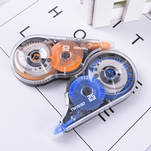 1Pc Office School Supplies 1pc Correction Tape Roller 13m Long Kawaii Korea Stationery Decorative colorful Correction Fluid(China)